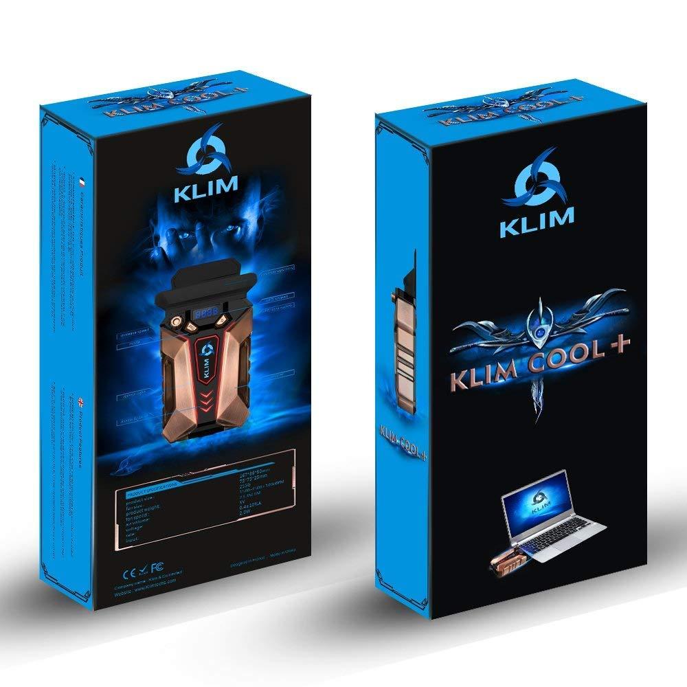 refroidisseur pc portable klim cool + test